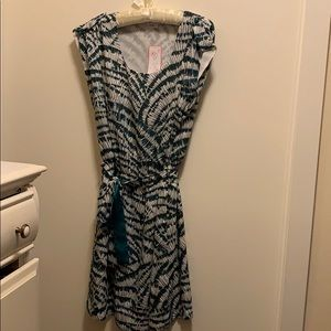Dresses & Skirts - NWT ($100) boutique silk dress